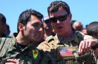 Kurds PYD-YPG US training Turkey Afrin