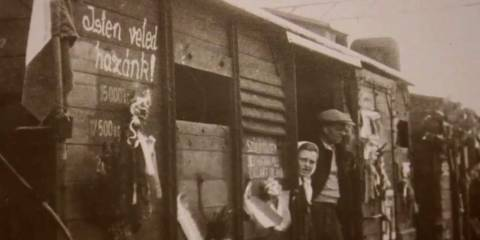 Churchill a envoyé 2 réfugiés à une mort certaine à la fin de la Seconde Guerre mondiale