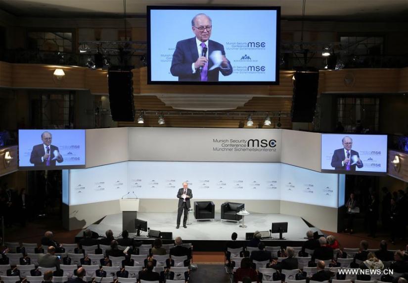 La Conférence de Munich sur la sécurité s'achève sur beaucoup de travail à faire 136983999_15190014351031n