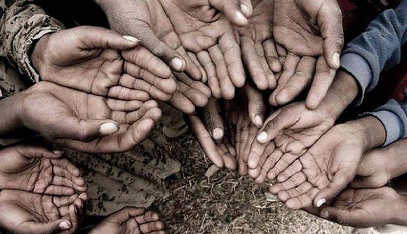 Mains – Enfants – Pauvreté - Afrique
