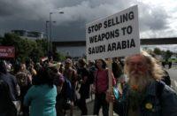 Stop selling weapons to Saudi Arabia