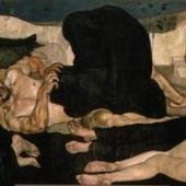 La Nuit, Ferdinand Hodler