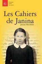 """Les cahiers de Janina"" de Janina Hescheles Altman."