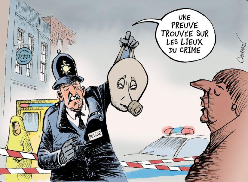 """Résultat de recherche d'images pour """"Une crise diplomatique internationale en  caricatures"""""""