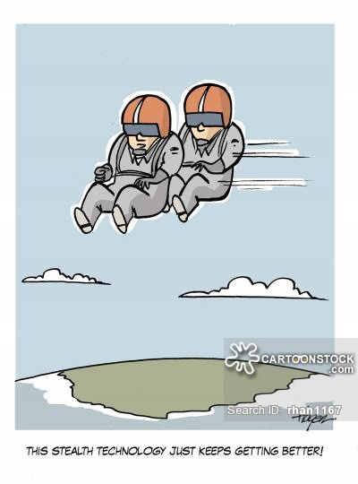 """Résultat de recherche d'images pour """"stealth B-2 caricatures"""""""
