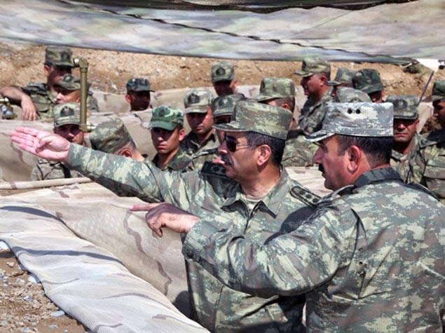 """Karabakh: le mien couché sous le """"trio syrien"""""""