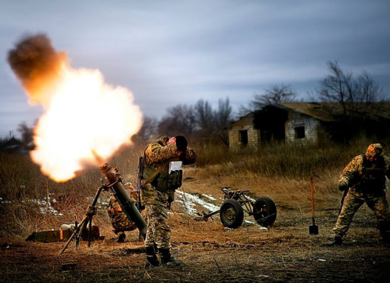 L'armée ukrainienne tire plus de 600 munitions contre le territoire de la RPD durant les dernières 24 heures