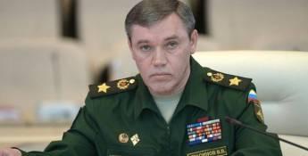 Le chef de l'état-major général russe a déclaré que l'aviation américaine ciblerait des avions américains si des frappes contre l'armée syrienne mettaient en danger ses hommes
