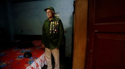 Les vétérans révolutionnaires de Cuba se souviennent