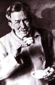 Artiste Balla Giacomo, Autoportrait.  1929