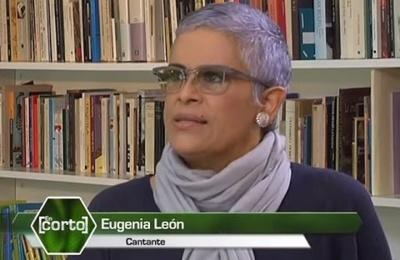 Eugenia León reflète la sensibilité, l'amour et la passion dans chacune de ses interprétations.