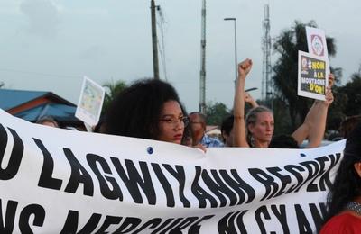 En Guyane, le débat public sur le projet de mine d'or s'ouvre dans un climat houleux