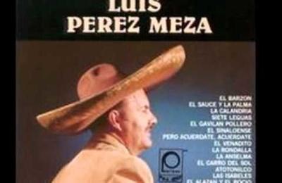 Luis Pérez Meza - Pobre Tom