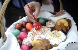 Pâques était l'une des trois vacances les plus importantes pour les Russes