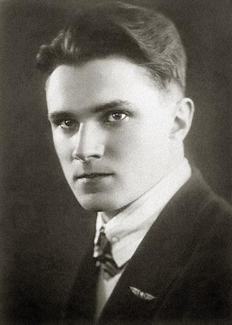 Valentin Glushko dans sa jeunesse