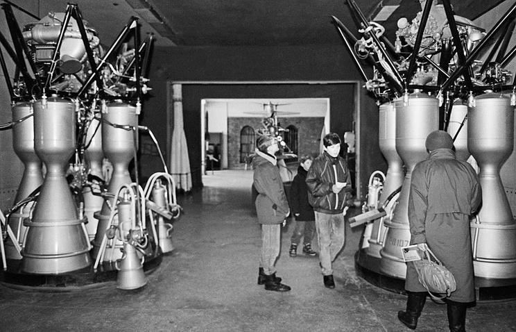 Musée du laboratoire dynamique du gaz à Saint-Pétersbourg