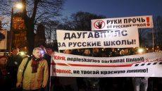 Rencontre parentale lettone: le gouvernement «pousse ses complexes» sur les enfants russes