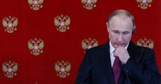 Poutine claque l'OTAN
