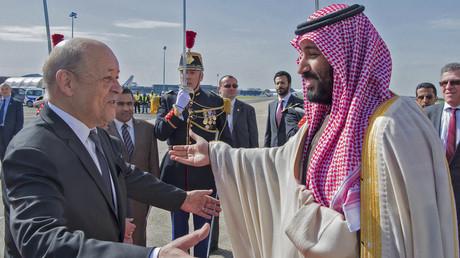 Mohammed ben Salmane à Paris : «Une rencontre essentielle pour l'industrie de défense française»