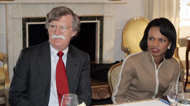 John Bolton, chantre de la guerre préventive et nouveau conseiller à la Sécurité nationale de Trump