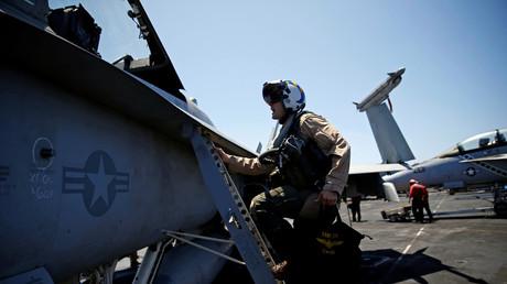 Les problèmes de contrôle de la circulation aérienne en Europe alertent sur «d'éventuelles frappes aériennes sur la Syrie dans un délai de 72 heures»