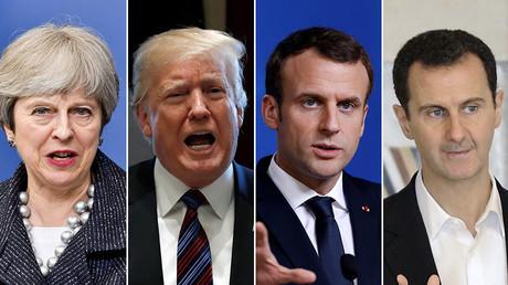 «Monstres d'un côté, maniaques de l'autre»: la proposition d'attaquer la Syrie divise le Parlement
