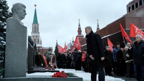 Sympathie envers Staline en Russie, selon un sondage