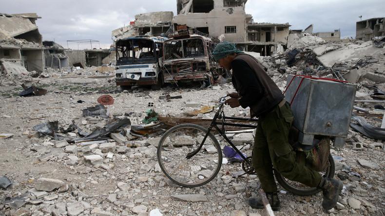 Crise en Syrie : Vladimir Poutine «espère que le bon sens finira par l'emporter»