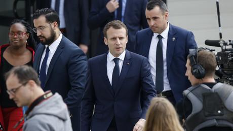 Emmanuel Macron : «Nous avons la preuve que des armes chimiques ont été utilisées par la Syrie»
