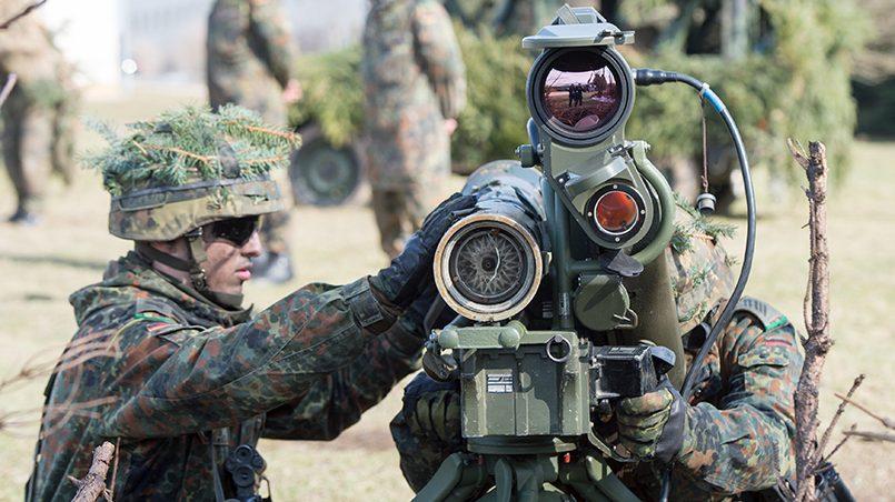 Les soldats de l'OTAN / Photo: Global Look Press