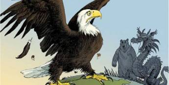 L'Amérique acceptera-t-elle sa défaite ou son défi envers l'ours et le dragon?  PARTIE 3: ASIE