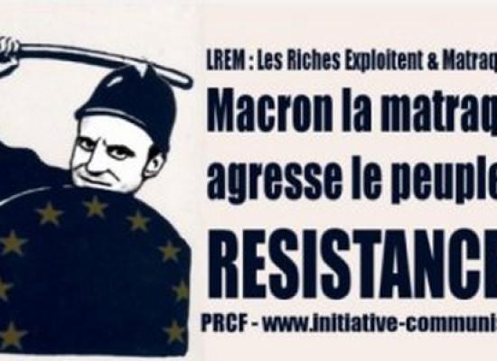 Un ennemi de l'État de droit (français et international) siège à l'Elysée