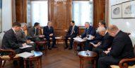 Syrie: l'envoyé de Poutine en visite à Damas