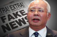 Faux News Law Malaisie