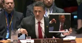 Un pays petit, pauvre et très courageux: la Bolivie aux Nations Unies
