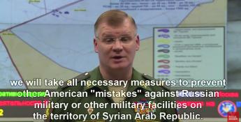 RUPTURE: La Russie détruira tout avion ou fusée américaine ciblant l'armée syrienne (Vidéo)