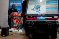 Système de vote Congo DR