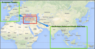 Lutte pour la Turquie - La porte vers l'Inde