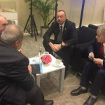 Ilham Aliyev a rencontré les initiateurs du blocus de la Crimée