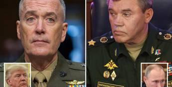 Les Etats-Unis et la Russie parlent autour de l'horloge pour chorégraphier les frappes syriennes de Trump