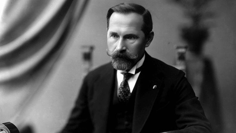 Antanas Smetona / Source: Wikipedia
