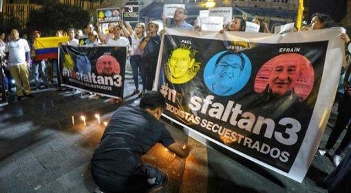 L'Equateur fait preuve de solidarité avec les journalistes assassinés