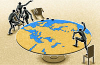Emergence d'un monde multipolaire