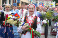 Festival des cultures nationales à Grodno (Biélorussie)