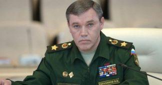 Le chef de l'état-major général russe a déclaré que l'aviation américaine ciblerait des avions américains si des frappes contre l'armée syrienne mettaient en danger ses militaires