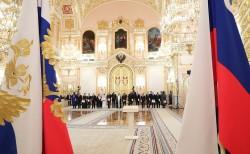 """Poutine: """"La situation dans le monde devient de plus en plus chaotique"""""""