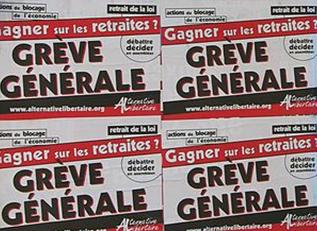 « L'hallucinante proposition de loi qui supprime le droit de grève ! » L'édito de Charles SANNAT