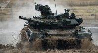Des chars de combat russes T-90 feront bientôt leurs preuves en Irak
