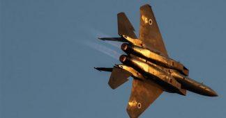 2 avions de guerre israéliens ont mené des frappes aériennes sur la base aérienne syrienne