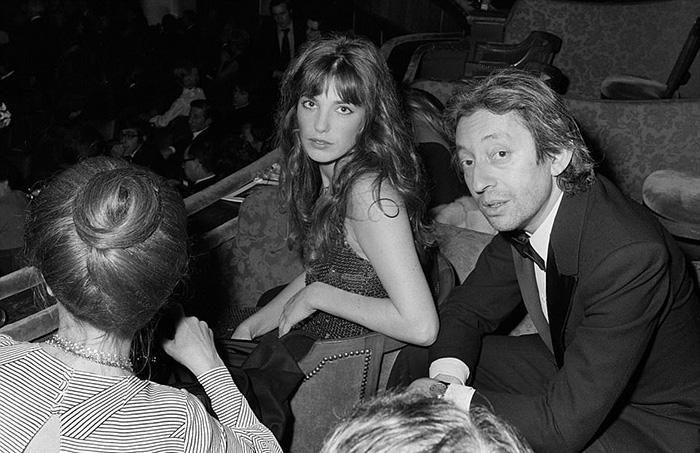 Couple en décembre 1973.